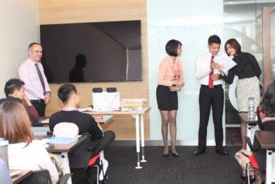 Training Bahasa Inggris Karyawan di Medan