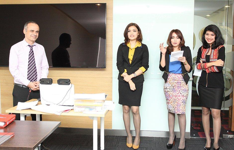 Training Bahasa Inggris Bisnis Medan