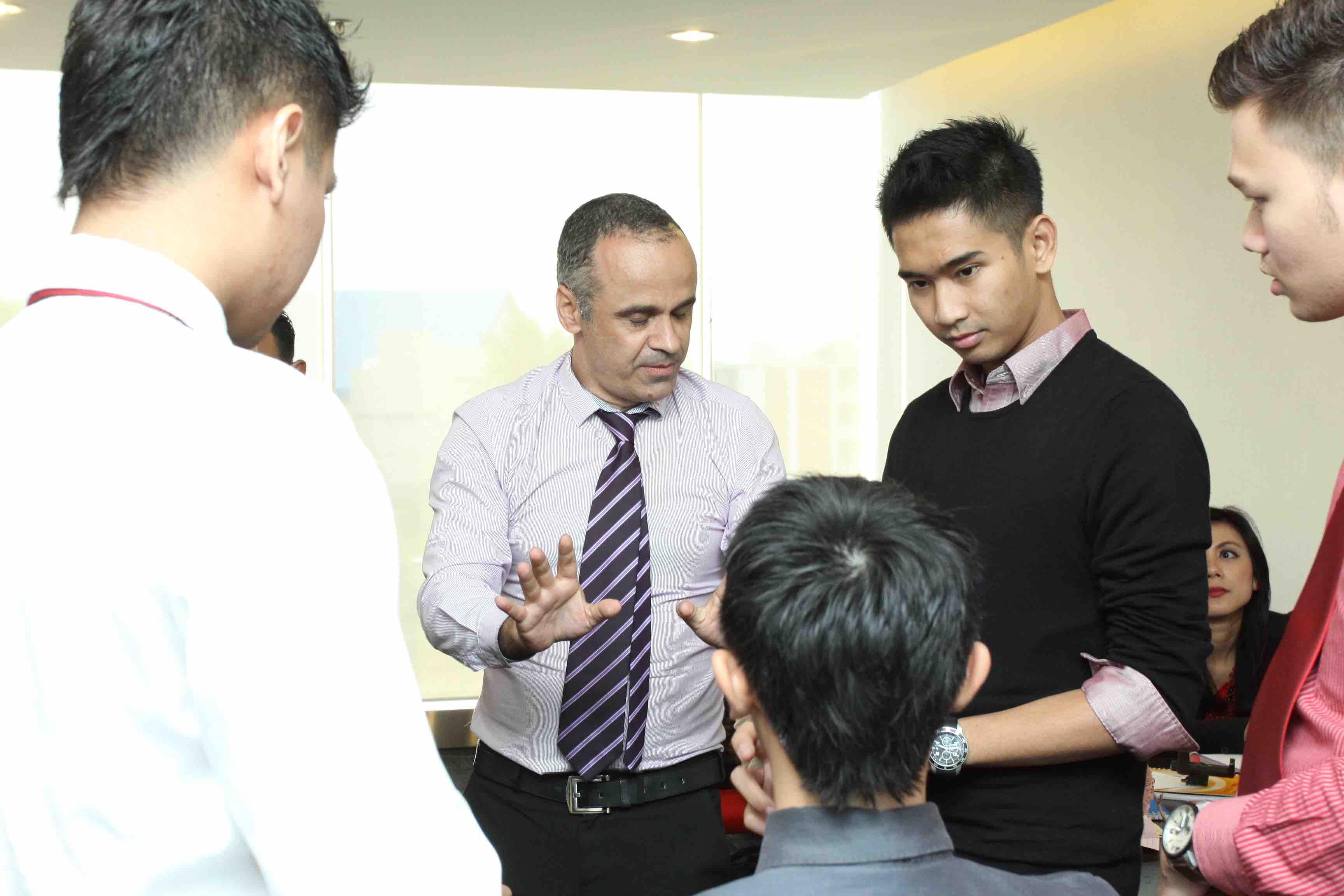 Les Bahasa Inggris Bisnis Medan