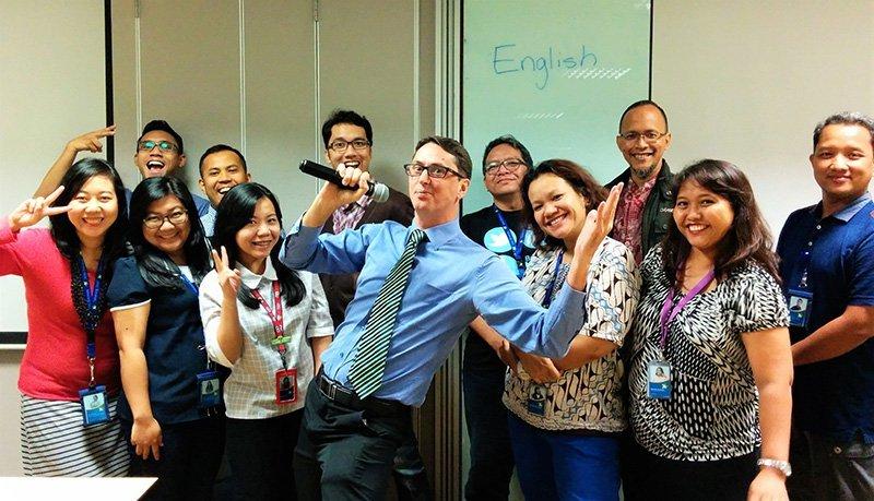 Tempat Belajar Bahasa Inggris di Medan