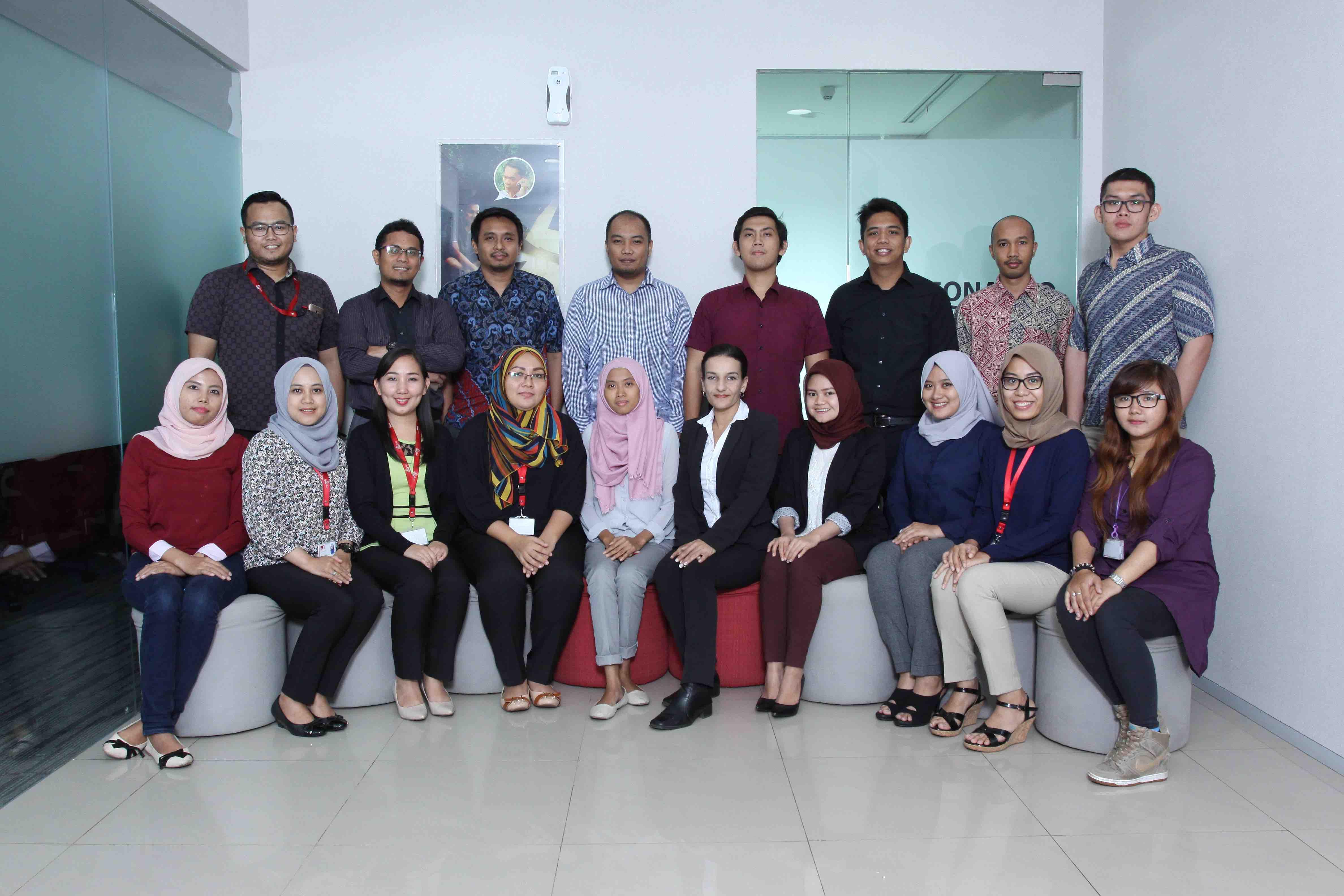 Kursus Bahasa Inggris Bisnis di Medan