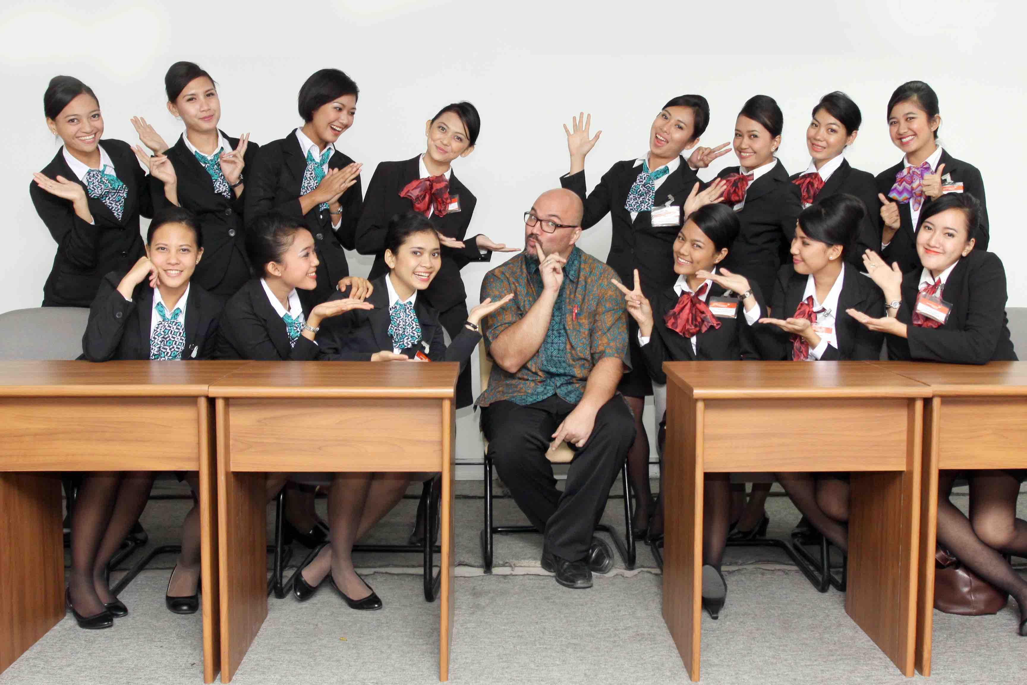 Les Bahasa Inggris Bisnis di Medan