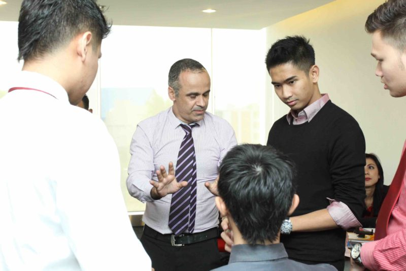 English Course in Medan